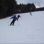 スキーレッスン ゆうたくん