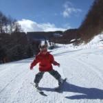 スキーレッスン キッズファン