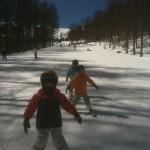 ちびっ子 スキーレッスン