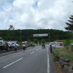 白樺高原ビーナスマラソンin女神湖2011