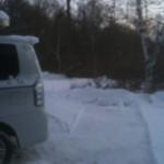 ホワイトクリスマス 2011/12/25