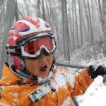 かずき君 スキージュニア4級合格