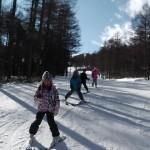 スキーデビュー スキーレッスン