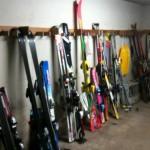 乾燥室 スキーヤーオンリー??