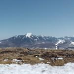 ブランシュたかやま 山頂 蓼科山 八ヶ岳