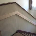 階段手すり DIY ベースプレート
