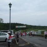 ビーナスマラソンin女神湖 2012