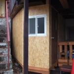 小屋DIY