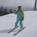 スキーレッスン エコーバレー