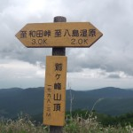 鷲ヶ峰山頂