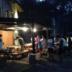 ゼミ合宿 BBQ