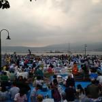 諏訪湖上花火大会2013