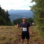 野麦トレイル 10マイルレース