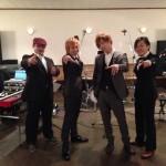 長野お泊りライブ 1日目レコーディング終了