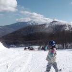 エコーバレー スキーレッスン