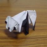 折り紙 パンダ