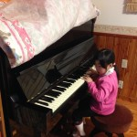 ゆかりちゃん ピアノ