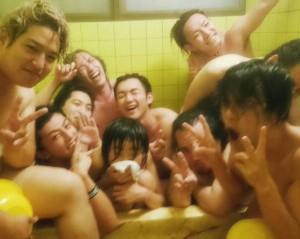 長野お泊まりライブ2015 大浴場