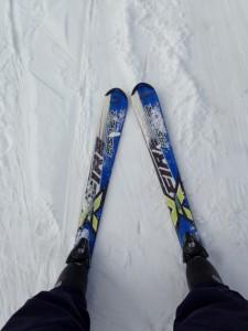 ブランシュたかやま 修学旅行のレンタルスキー