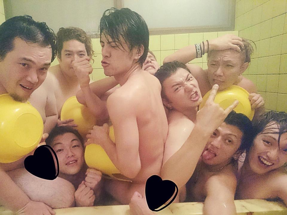 長野お泊りライブ 大浴場!