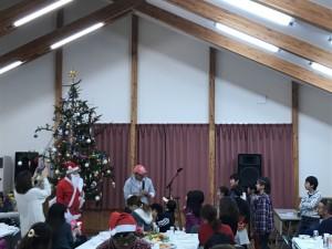 クリスマス会 2016
