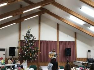 クリスマス会 2016 高橋ちか