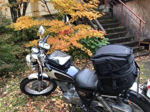 長野お泊まりライブ バイク ざっとさん