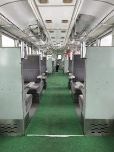 ブランシュたかやま 電車休憩所(クハ115-1106)