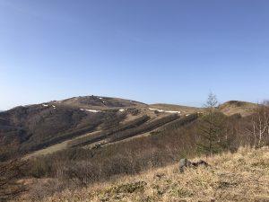 GW ブランシュたかやま山頂
