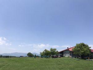 長門牧場 美ヶ原トレイルラン