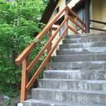 階段手すり_DIY