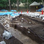 黒曜石採掘 遺跡