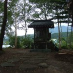 白樺湖 池の平神社 御柱祭