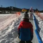 スキーレッスン スノーウォーカー そうだい君