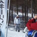 上村愛子 モーグルキャンプ