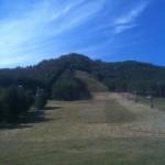 エコーバレースキー場 エコサポ草刈り