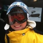 そらちゃん スキージュニア4級合格