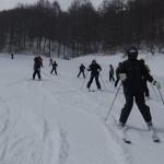 エコーバレー スキーレッスン スローエリア