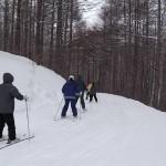 エコーバレー スキーレッスン 第5林間コース