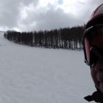 かずき君 スキーレッスン