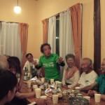東海マラニッククラブ サマ-イン・白樺湖合宿 宴会