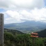 美ヶ原トレイルラン&ウォークinながわ2012 8kmウォーク 北の耳