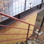 小屋DIY ポリカ波板 屋根