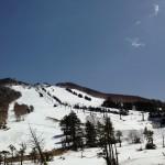 志賀高原 高天ヶ原スキー場