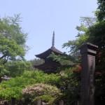 別所線と走ろう、歩こう! 前山寺