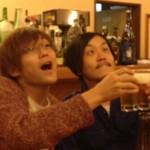 長野お泊りライブ かんぱーい!
