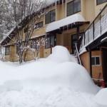 大雪 2014/2/15