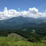 北の耳から蓼科山