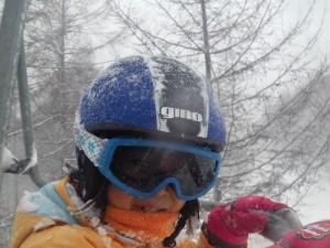 無料スキーレッスン ありさちゃん