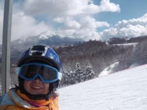 無料スキーレッスン エコーバレー